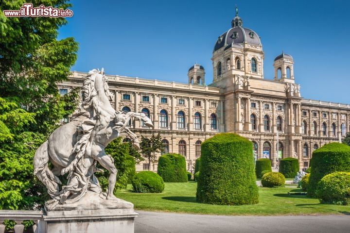 Cosa vedere e cosa visitare Kunsthistorisches Museum