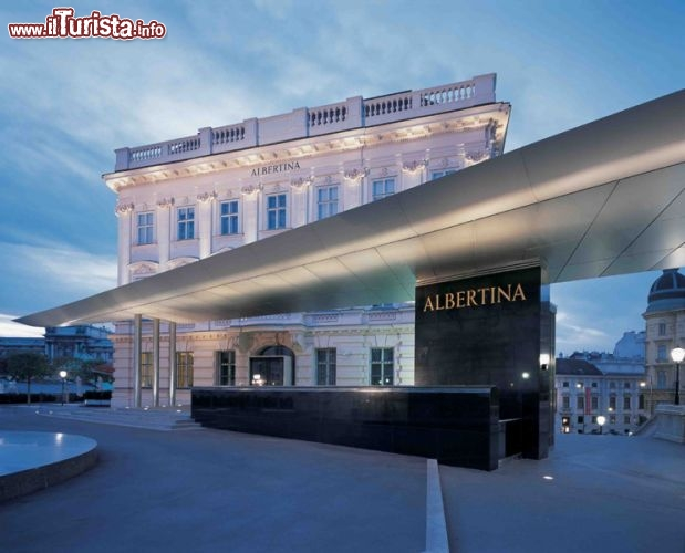 Cosa vedere e cosa visitare Albertina