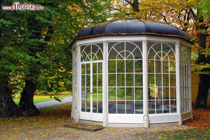 il padiglione della musica a hellbrunn foto salisburgo castello di hellbrunn. Black Bedroom Furniture Sets. Home Design Ideas