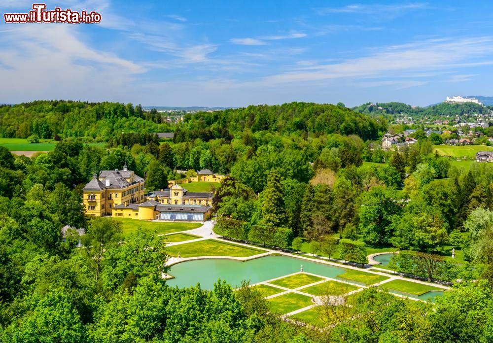 Cosa vedere e cosa visitare Castello di Hellbrunn