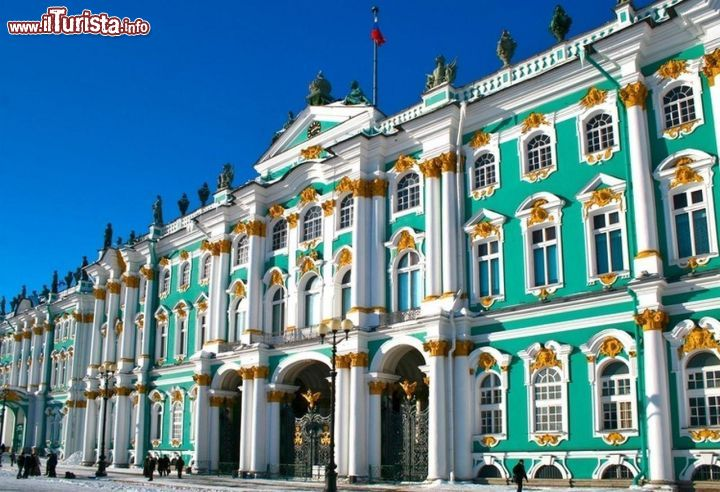 Cosa vedere e cosa visitare Ermitage