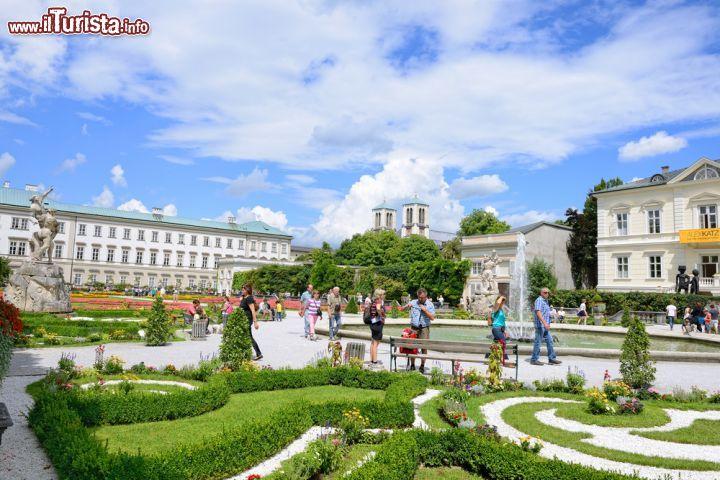 Cosa vedere e cosa visitare Castello di Mirabell