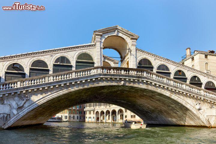 Cosa vedere e cosa visitare Ponte di Rialto