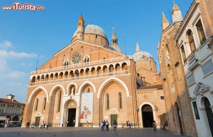 Cosa vedere e cosa visitare Basilica di Sant\'Antonio