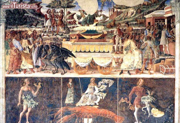 Cosa vedere e cosa visitare Palazzo Schifanoia