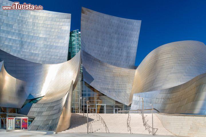 Cosa vedere e cosa visitare Walt Disney Concert Hall