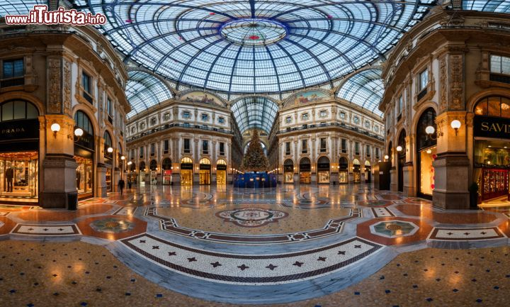 51e75e6544c5 Cosa vedere e cosa visitare Galleria Vittorio Emanuele II