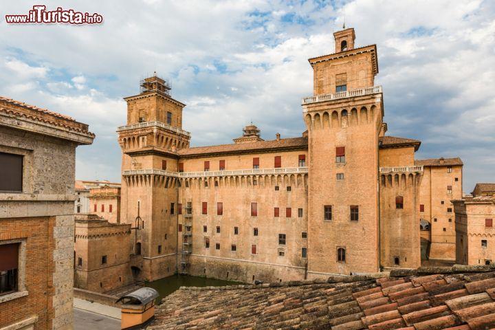 Cosa vedere e cosa visitare Castello Estense