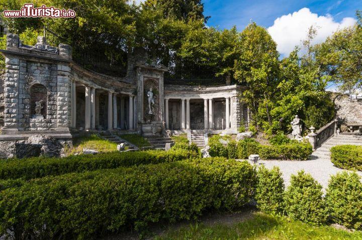 L 39 elegante giardino di casa museo lodovico foto - Ingresso giardino ...