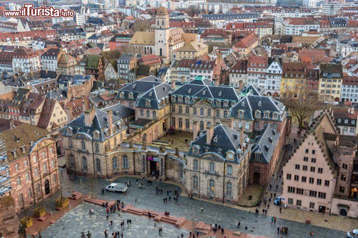 Cosa vedere e cosa visitare Palais Rohan