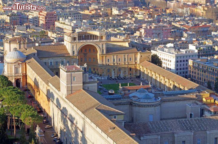 Cosa vedere e cosa visitare Musei Vaticani