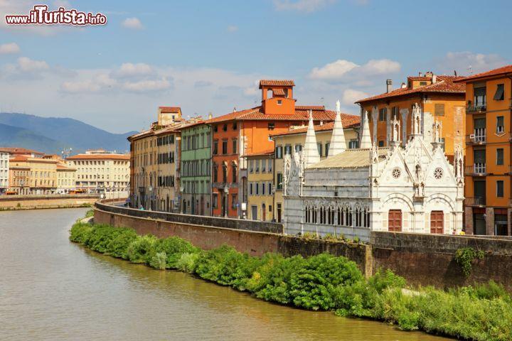 Cosa vedere e cosa visitare Santa Maria della Spina
