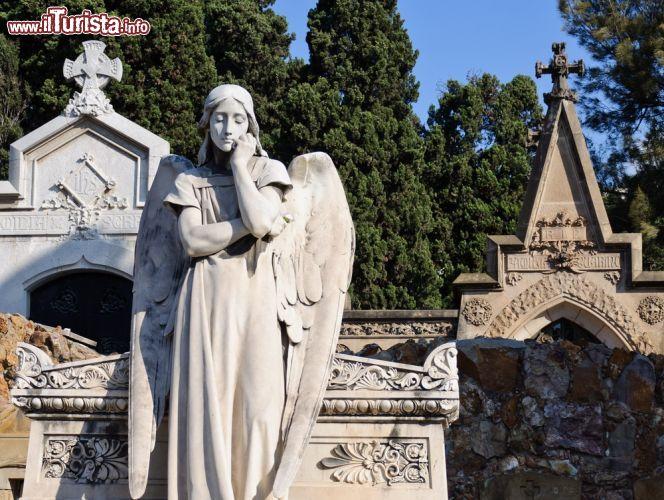 Cosa vedere e cosa visitare Cimitero del Montjuïc