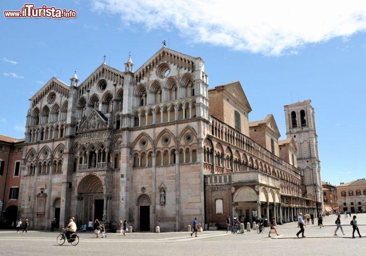 Cosa vedere e cosa visitare Cattedrale di San Giorgio
