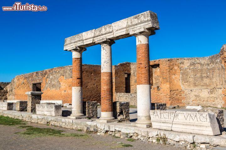 Le foto di cosa vedere e visitare a Pompei