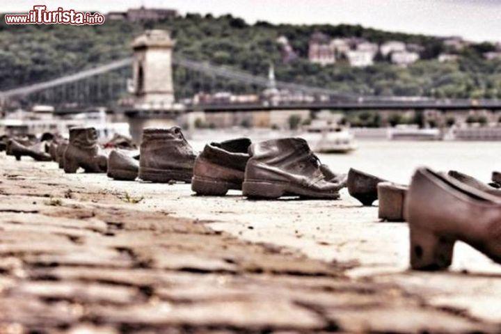 Cosa vedere e cosa visitare Scarpe sul Danubio