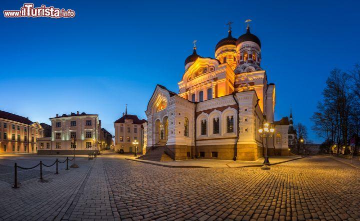 Cosa vedere e cosa visitare Cattedrale Aleksandr Nevskij