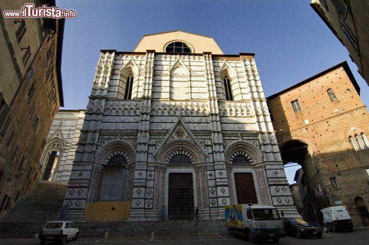 Cosa vedere e cosa visitare Battistero di San Giovanni