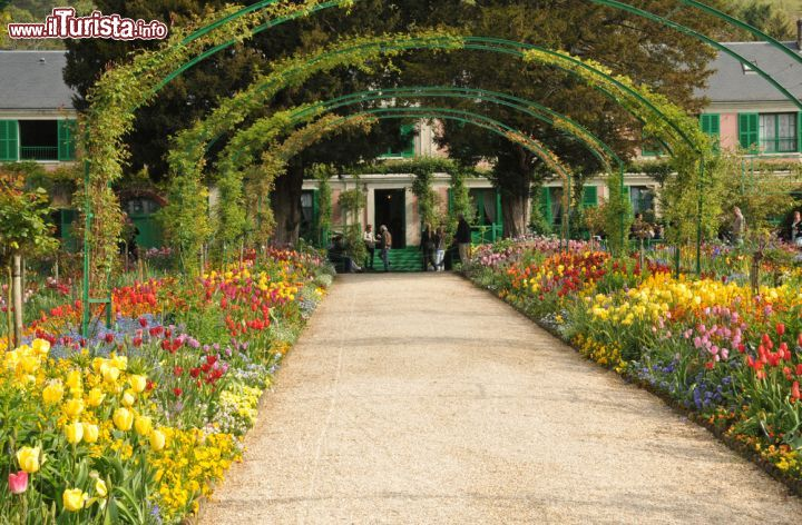 Cosa vedere e cosa visitare Casa di Monet
