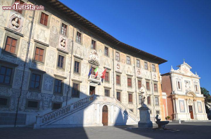 Cosa vedere e cosa visitare Piazza dei Cavalieri