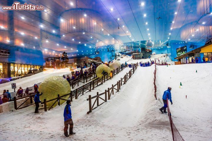 Cosa vedere e cosa visitare Ski dome