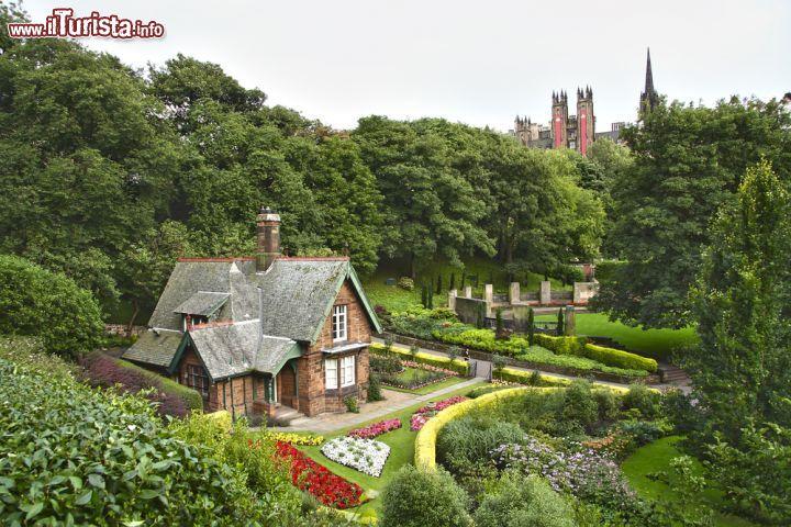Cosa vedere e cosa visitare Princes Street Gardens