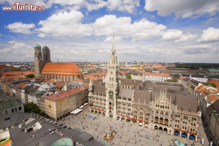 Cosa vedere e cosa visitare Marienplatz