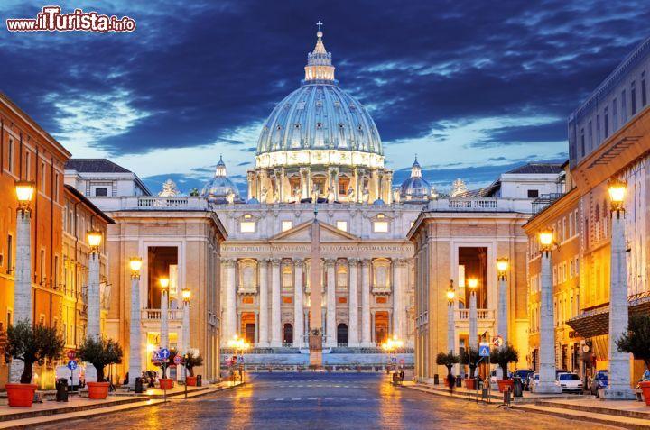 Cosa vedere e cosa visitare Basilica di San Pietro
