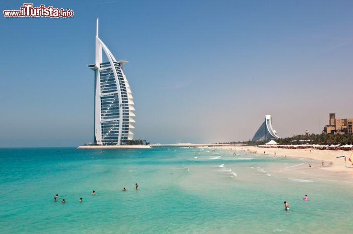 Cosa vedere e cosa visitare Burj Al Arab Jumeirah