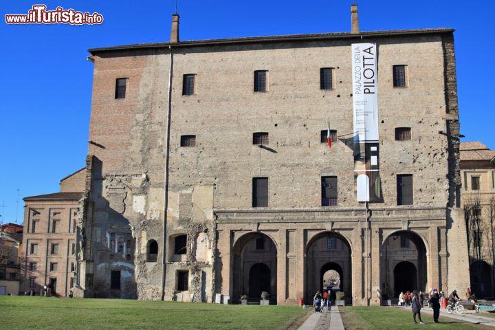 Cosa vedere e cosa visitare Palazzo della Pilotta