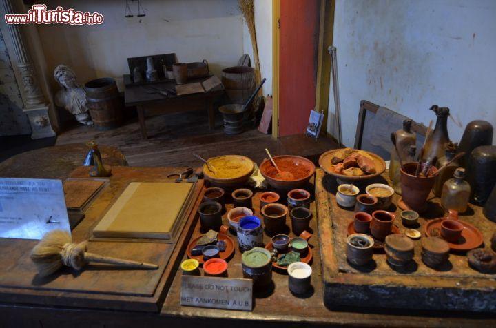 Cosa vedere e cosa visitare Casa Museo Rembrandt
