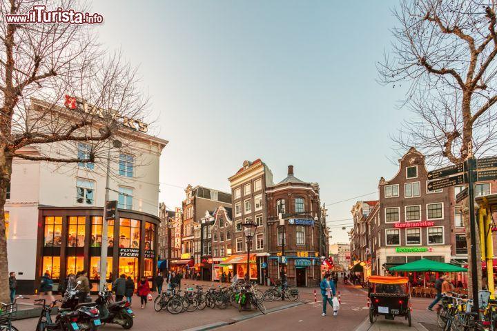 Cosa vedere e cosa visitare Rembrandtplein