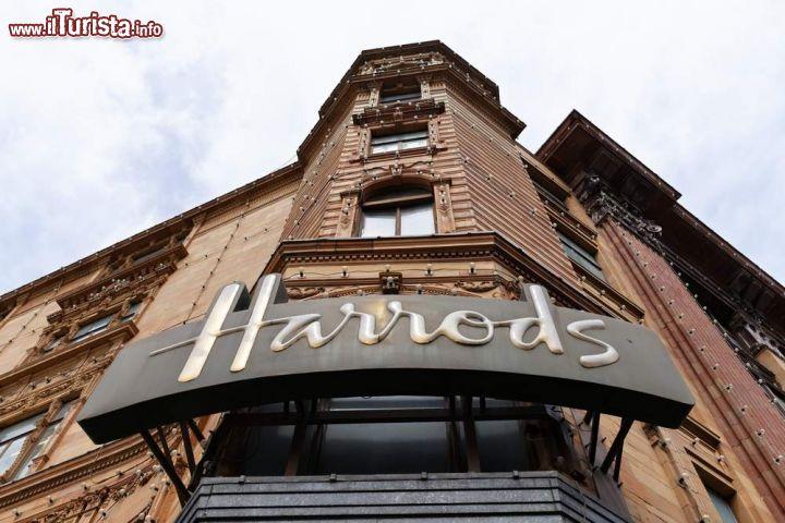 Cosa vedere e cosa visitare Harrods