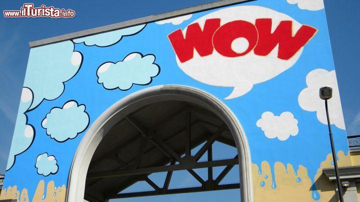 Cosa vedere e cosa visitare WOW Spazio Fumetto