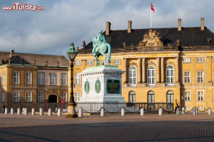 Cosa vedere e cosa visitare Amalienborg