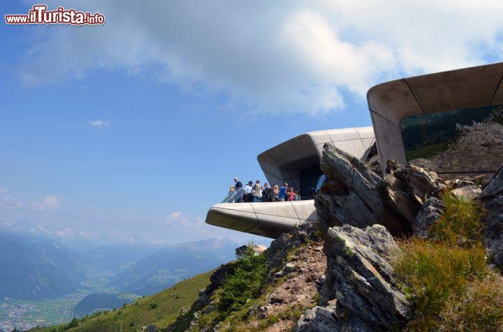 Cosa vedere e cosa visitare Messner Mountain Museum Corones