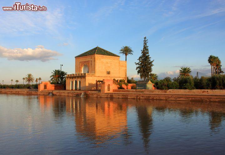 Cosa vedere e cosa visitare Giardini Menara