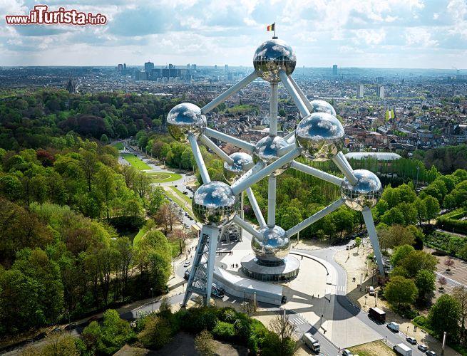 Cosa vedere e cosa visitare Atomium