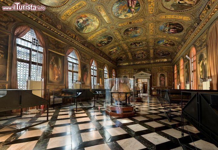 Cosa vedere e cosa visitare Biblioteca nazionale Marciana