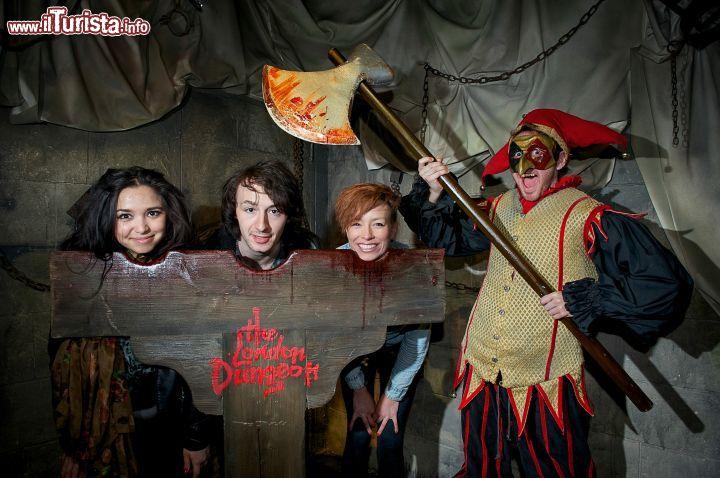 Cosa vedere e cosa visitare London Dungeon