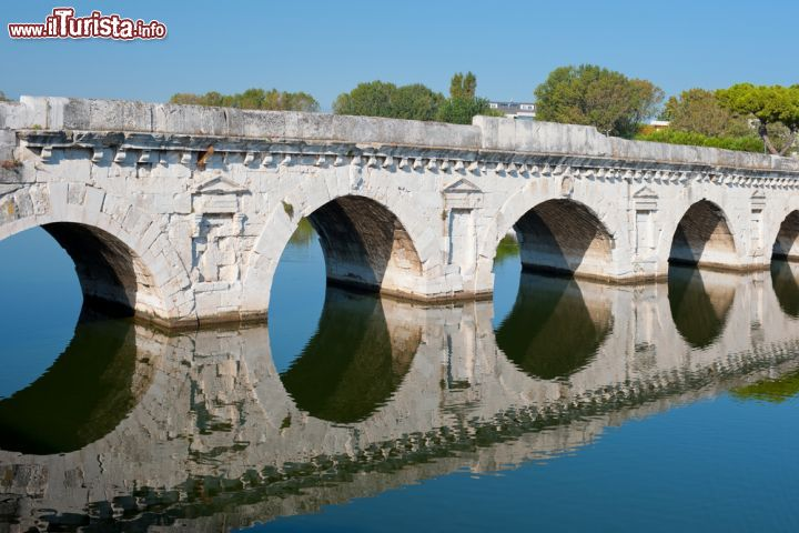 Cosa vedere e cosa visitare Ponte di Tiberio