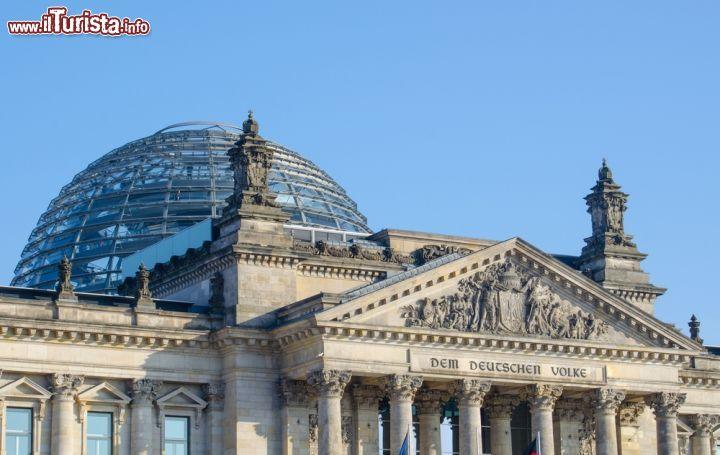 Cosa vedere e cosa visitare Palazzo del Reichstag