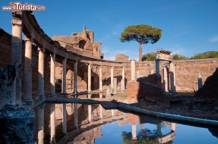 Cosa vedere e cosa visitare Villa Adriana