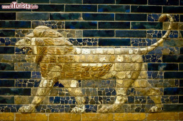 Leone porta di babilonia al pergamon museum di foto - Ugc porta di roma programmazione ...