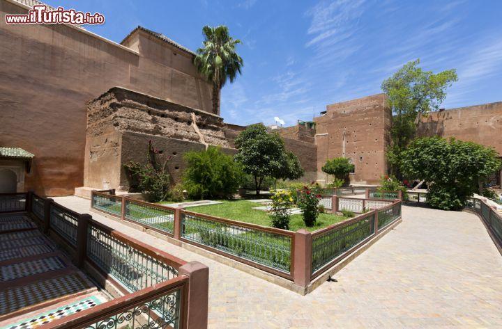 Cosa vedere e cosa visitare Tombe Saadiane