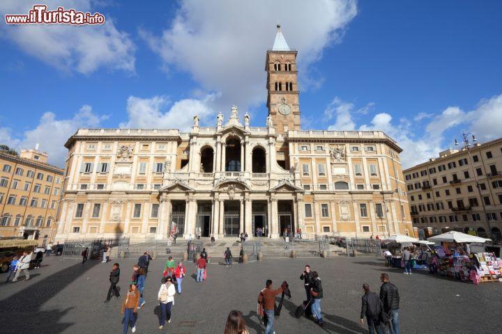 Cosa vedere e cosa visitare Santa Maria Maggiore