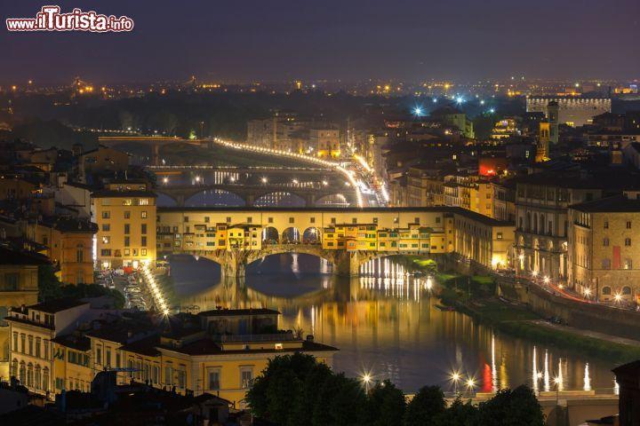 Cosa vedere e cosa visitare Ponte Vecchio