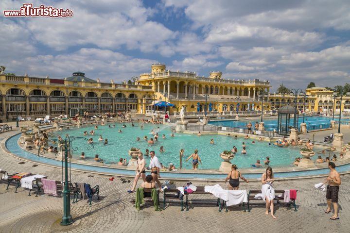 Cosa vedere e cosa visitare Bagni Széchenyi