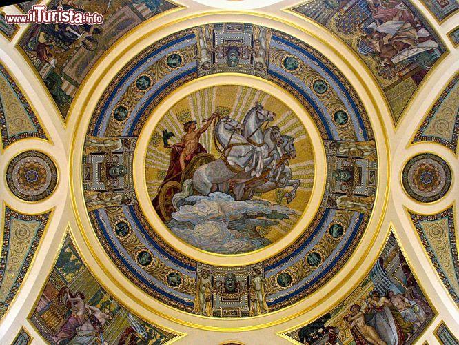 Una delle decorazioni di una delle cupole dei foto - Decorazioni bagni foto ...