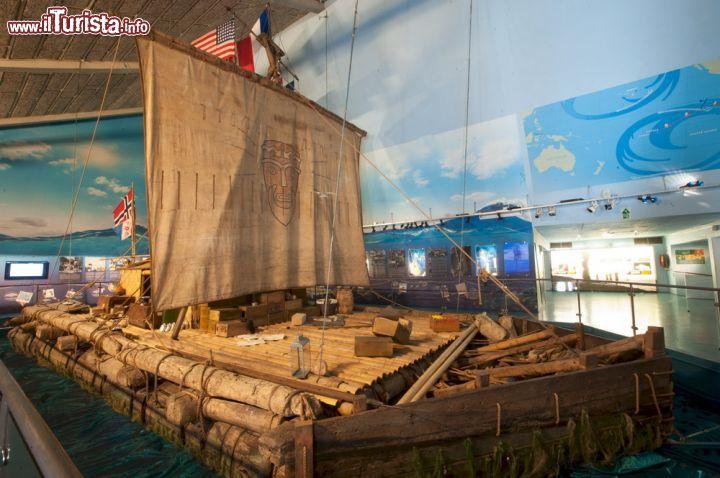 Cosa vedere e cosa visitare Museo Kon-Tiki